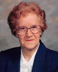 Gertrude Gertie Hinkle  October 29 1923  April 18 2020