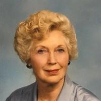 Eugenia Hughes Hancock  November 28 1920  March 20 2020