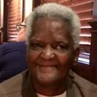 Judy Verdell Carter  February 6 1942  April 16 2020