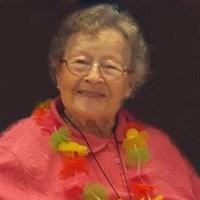 Elizabeth Betty Jane Modern  June 17 1927  April 20 2020