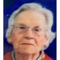Sarah Ellen Sally Cooke  June 25 1926  April 08 2020