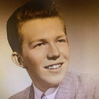 Donald  Smith Jr  August 31 1935  March 13 2020