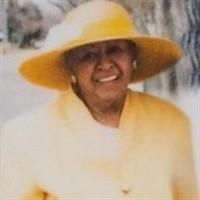 Florence Carter  August 24 1934  April 18 2020