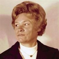 Clara Jo Ward  February 10 1935  April 22 2020