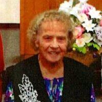 Edwina May Deburger  April 16 1920  April 21 2020