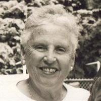 Eleanor O'Sullivan 0'Connell  April 10 1928  April 23 2020