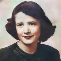 Patsy Ellen Bray  October 6 1933  April 20 2020