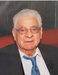 Rocco T Rossi Jr  May 21 1925  April 22 2020 (age 94)