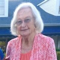 Thelma Hudgens Albright  March 29 1926  April 24 2020