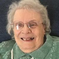 Amy L Falk  November 24 1924  April 21 2020