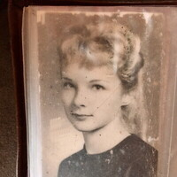 Donna-May Irene Moore  April 10 1942  April 16 2020