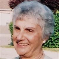 Annette L Okscin  October 18 1927  April 24 2020