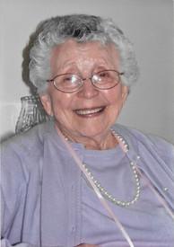 VIOLETTE JEANNE Nadeau BLANCHETTE  March 3 1921  April 22 2020 (age 99)