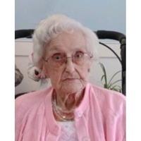 Grace Lucy Erickson  April 17 1918  April 23 2020