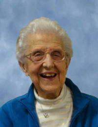 Mary Agnes Herbst  April 6 1917  April 26 2020