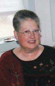 Mildred Jane Calvert  October 3 1944  April 24 2020