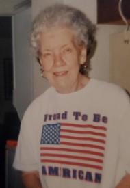 Edith Grace Bell  April 23 2020