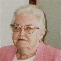 Frances Catherine Kingsbury  October 4 1931  April 25 2020