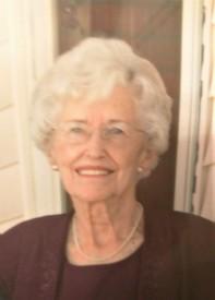 Pauline Frances Smith McCarson  March 19 1925  April 25 2020 (age 95)
