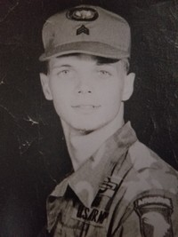 SFC Frank Michael Eqlivitch Retired  May 14 1949  April 19 2020 (age 70)
