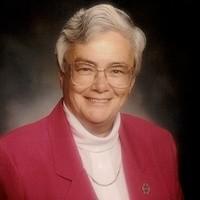 Sister Dolores Marie McHugh BVM  April 24 1933  April 24 2020
