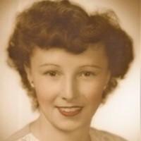 Susan O Wallis  April 22 1927  April 27 2020