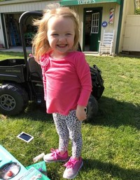 Allie Marie Schafer October 28 2016 May 12 2020 Age 3 Death Notice Obituaries Necrology