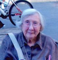 Meriel Nielsen Monical  August 30 1934  May 23 2020 (age 85)