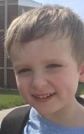 Isaac Charles Schroeder  November 17 2014  May 28 2020 (age 5)