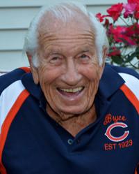 Harold Bryce Dixon  September 10 1923  May 27 2020 (age 96)