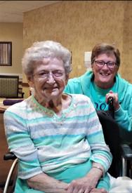 Joanne VanderStel Wolbers  May 2 1927  May 31 2020 (age 93)