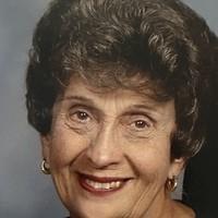 Margaret Mary Chudy  July 29 1930  July 21 2020