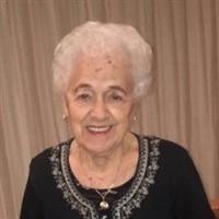 Maria Borbycz  July 27 1930  July 31 2020