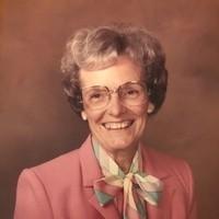Maxine Marie Klein  March 12 1923  September 28 2020
